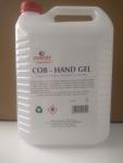 Cob αντισηπτικό gel χεριών 4 lt