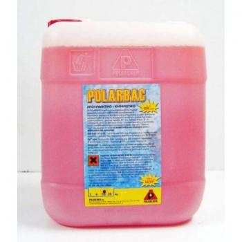 Polrbac απολυμαντικό - καθαριστικό