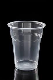 Ποτήρι 400 ml διαφανές PP