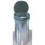 Κάδος 50lt inox με φωτοκύτταρο DELTA CLEAN