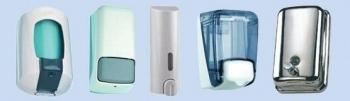 Συσκευές υγρού κρεμοσάπουνου