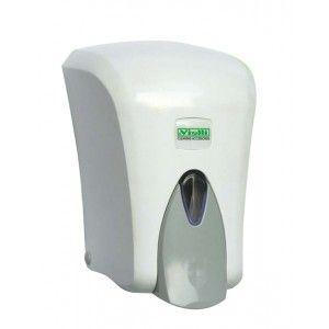Σαπουνοθήκη πλαστική με εσωτερικό κάδο 1000ml